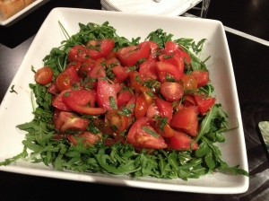 ensalada tomate