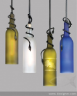 Una lampara más sofisticada